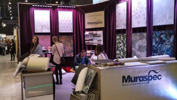 Muraspec na targach 4 Design Days 2019