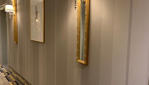 Tapety Muraspec w Bachleda Luxury Hotel Kraków MGallery by Sofitel