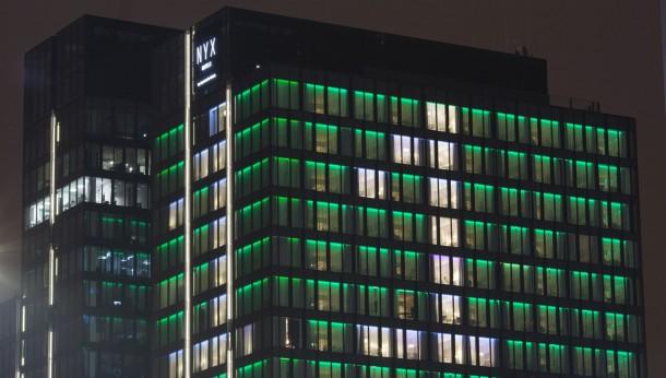 Tapety Muraspec w NYX Hotel Wasaw - indywidualne wzory
