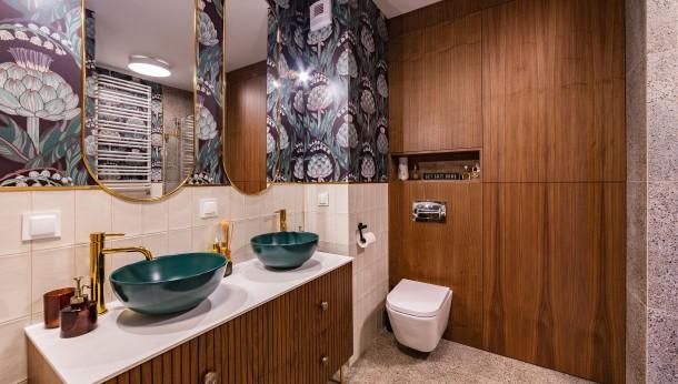 Karczochy w łazience